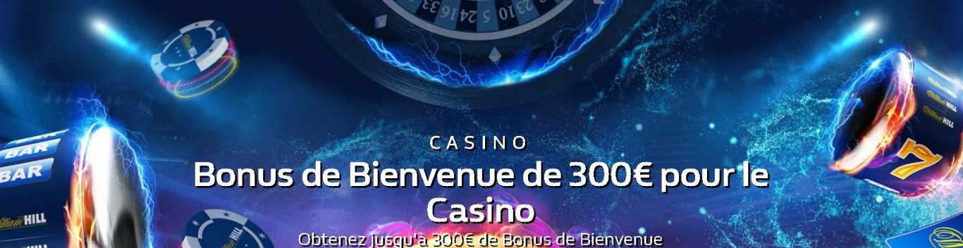 william hill Bonus casino